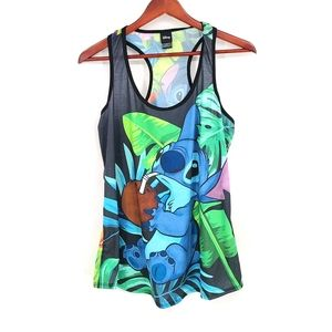 Disney Lilo & Stitch Sheer Tank